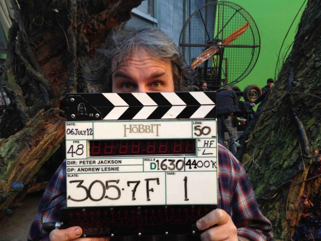 Jackson filming