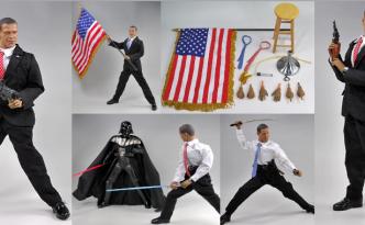 President action Hero